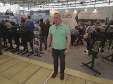 Новинки Hidea на выставке- 'Охота и Рыболовство на Руси' 2018. Подвесной мотор